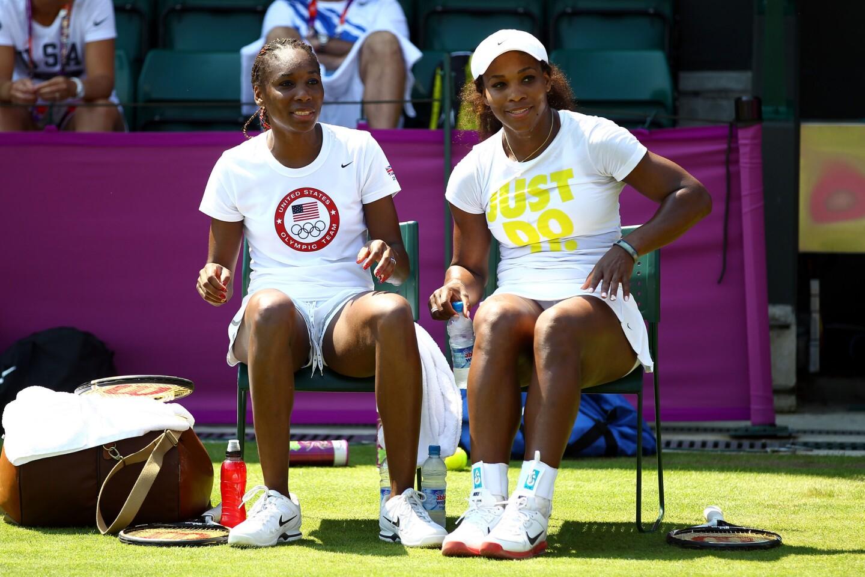 'Venus and Serena'