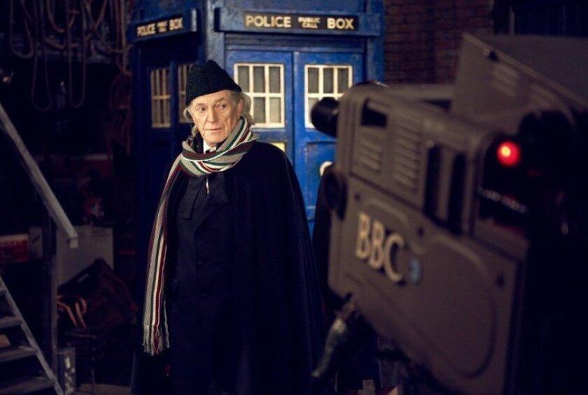 McNamara's Picks: 'Dr. Who,' 'Atlantis,' 'Charlie Brown Thanksgiving'