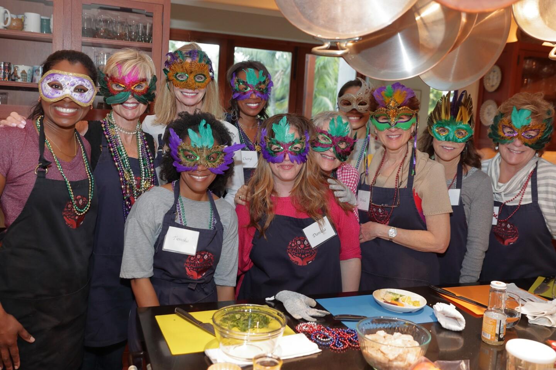 Samantha Binkley, Renae Farley, Amy Wynne, Tamika Franklin, Cheryl Anderson, Daniela Dale, Robin Chappelow, Zoelle Cacia, Brenda Martinson, Lisa Kern, Katie Hawkes