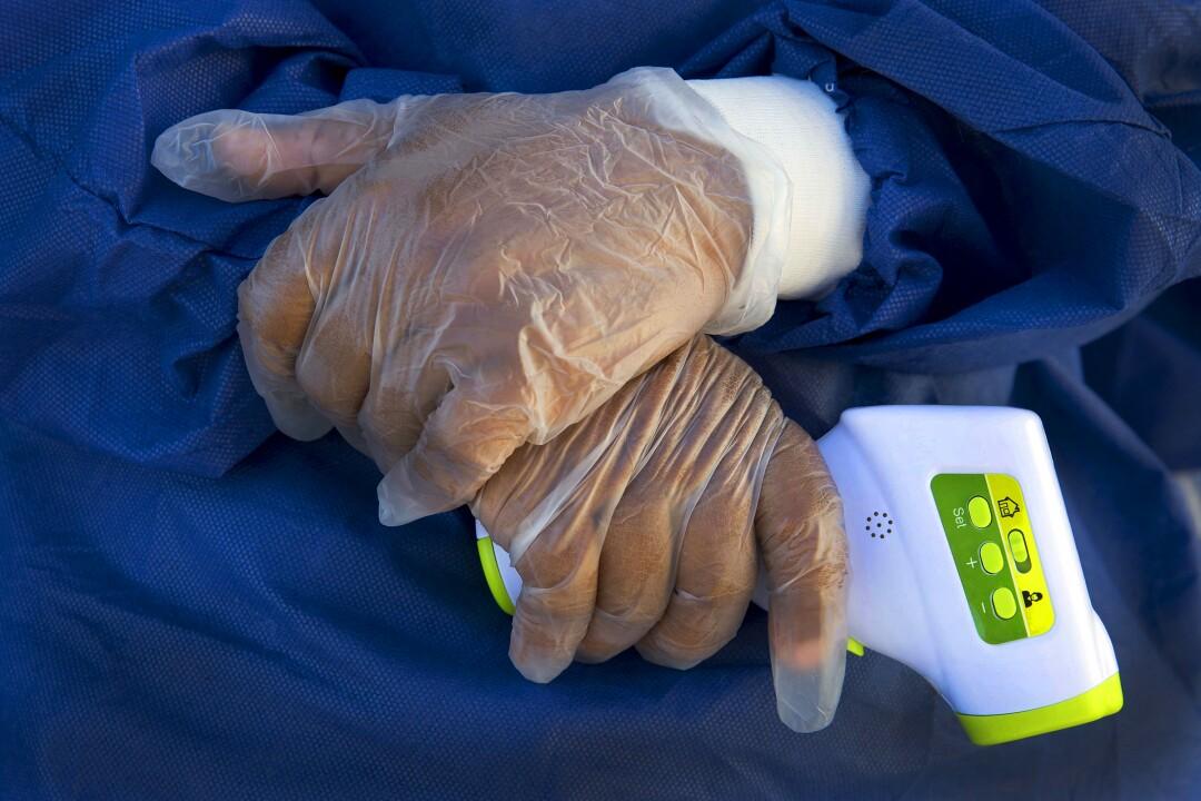Virus Outbreak Dominican Republic
