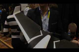 Parrot Disco fixed-wing drone