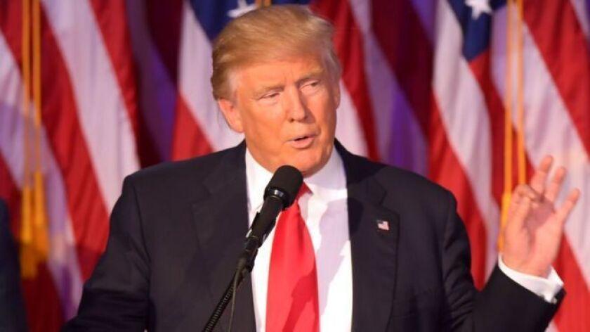 El presidente electo Donald Trump ha matizado alguna de sus posiciones más controvertidas desde que ganó las elecciones el pasado 8 de noviembre.