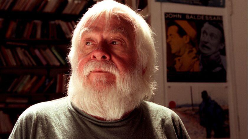 John Baldessari in 1997