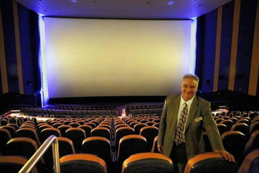 Theaters add bigger screens in a bid to attract more moviegoers