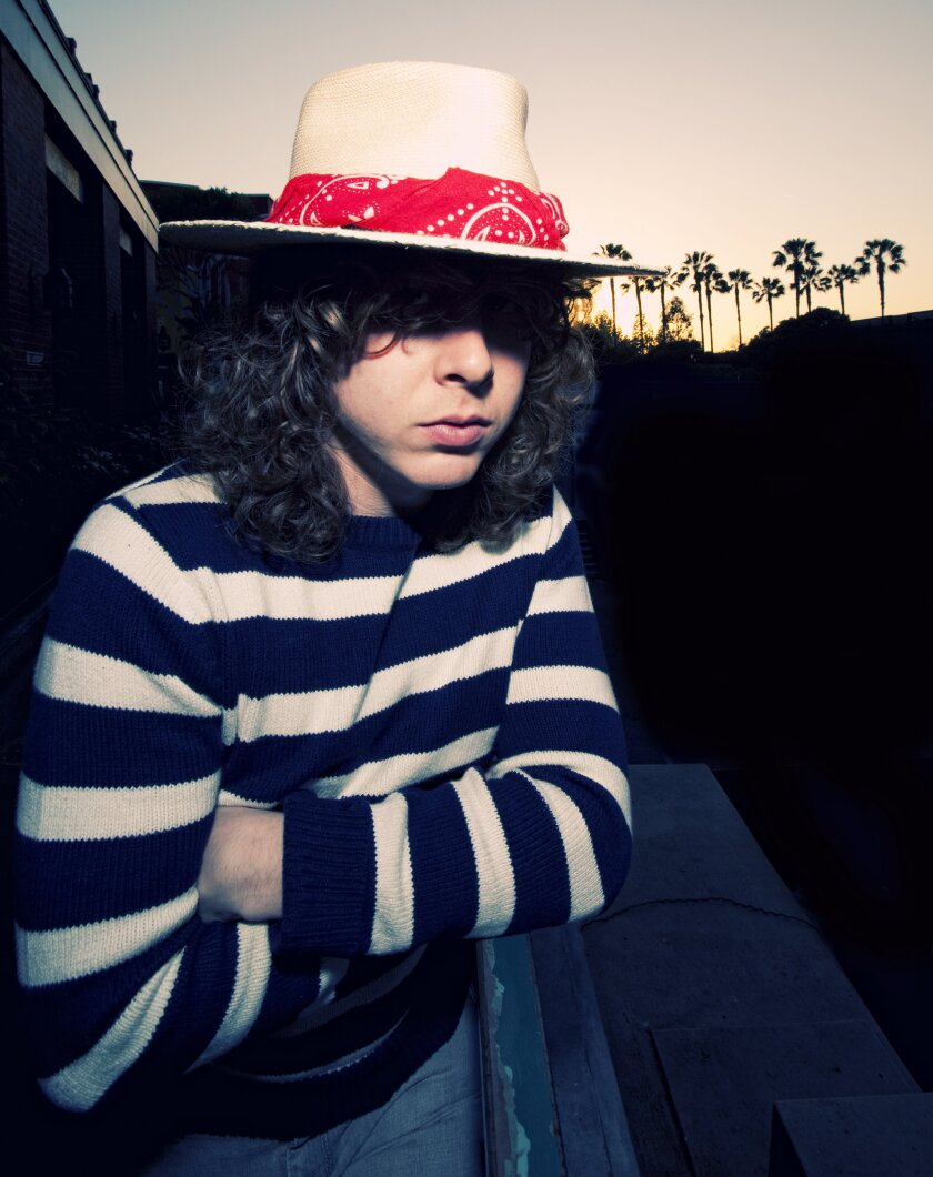 Ben Kweller is scheduled to play The Casbah on Monday, April 22.