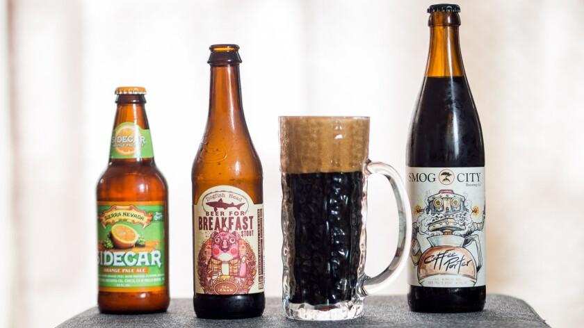 Cuatro cervezas para beber con el desayuno (John Verive).