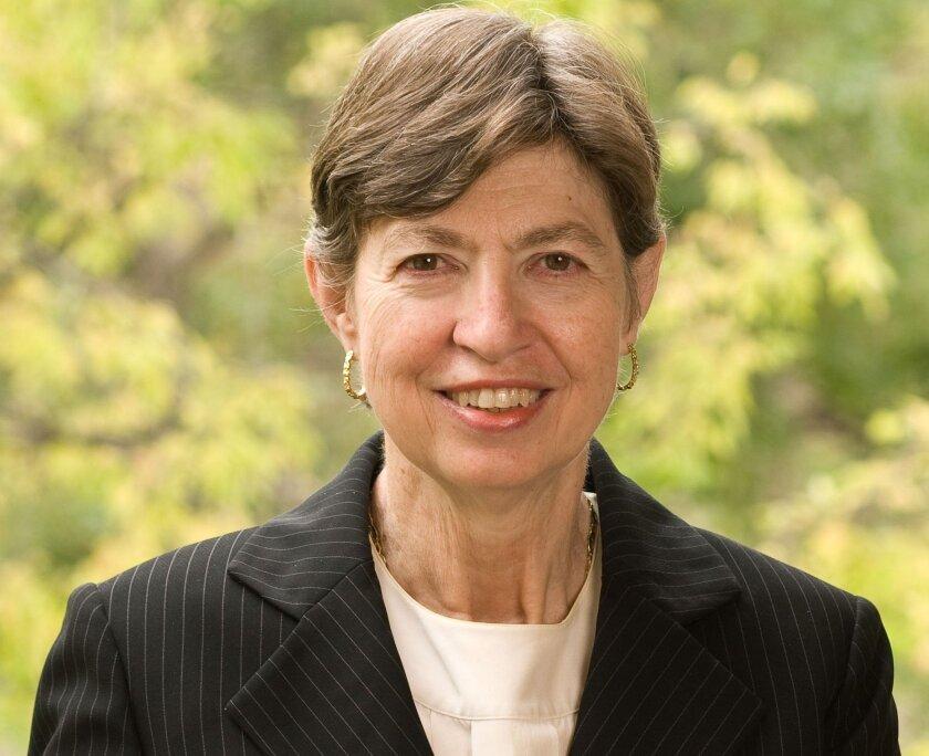 Chancellor Marye Anne Fox