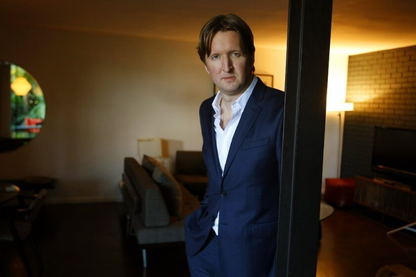 """""""Les Miserables"""" director Tom Hooper was, arguably, the most divisive choice among the DGA nominees."""