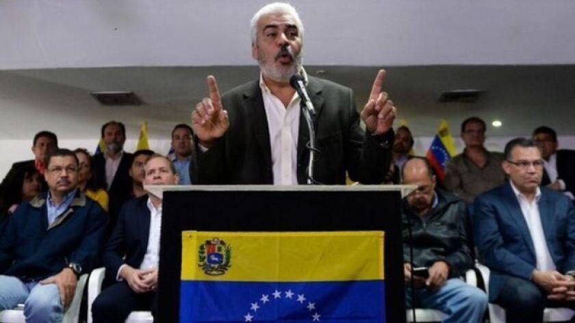 La principal coalición opositora de Venezuela, la Mesa de la Unidad Democrática (MUD), anunció este miércoles que no participará en las elecciones presidenciales si el gobierno no ofrece garantías.