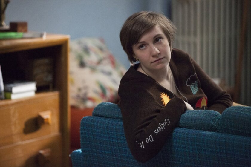 """HBO's """"Girls"""" is a critical hit for the network."""