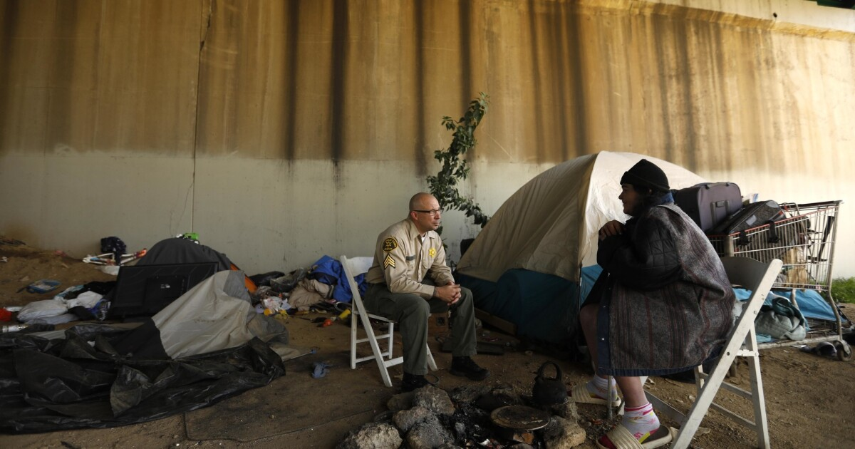 Newsletter: Essential California Week in Review: A year in homelessness