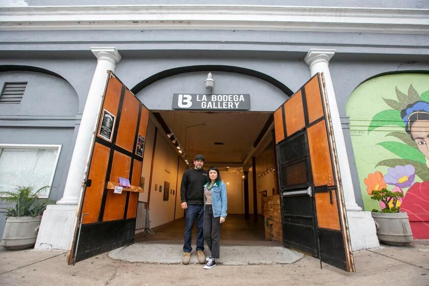 La Bodega Gallery closing