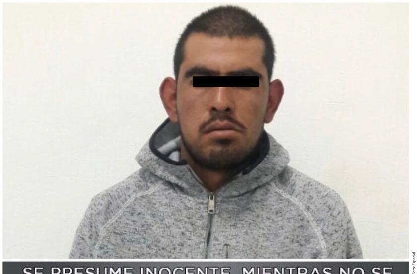 Un hombre fue detenido por su probable participación en el intento de asalto al directivo de Televisa, Adolfo Lagos Espinosa.