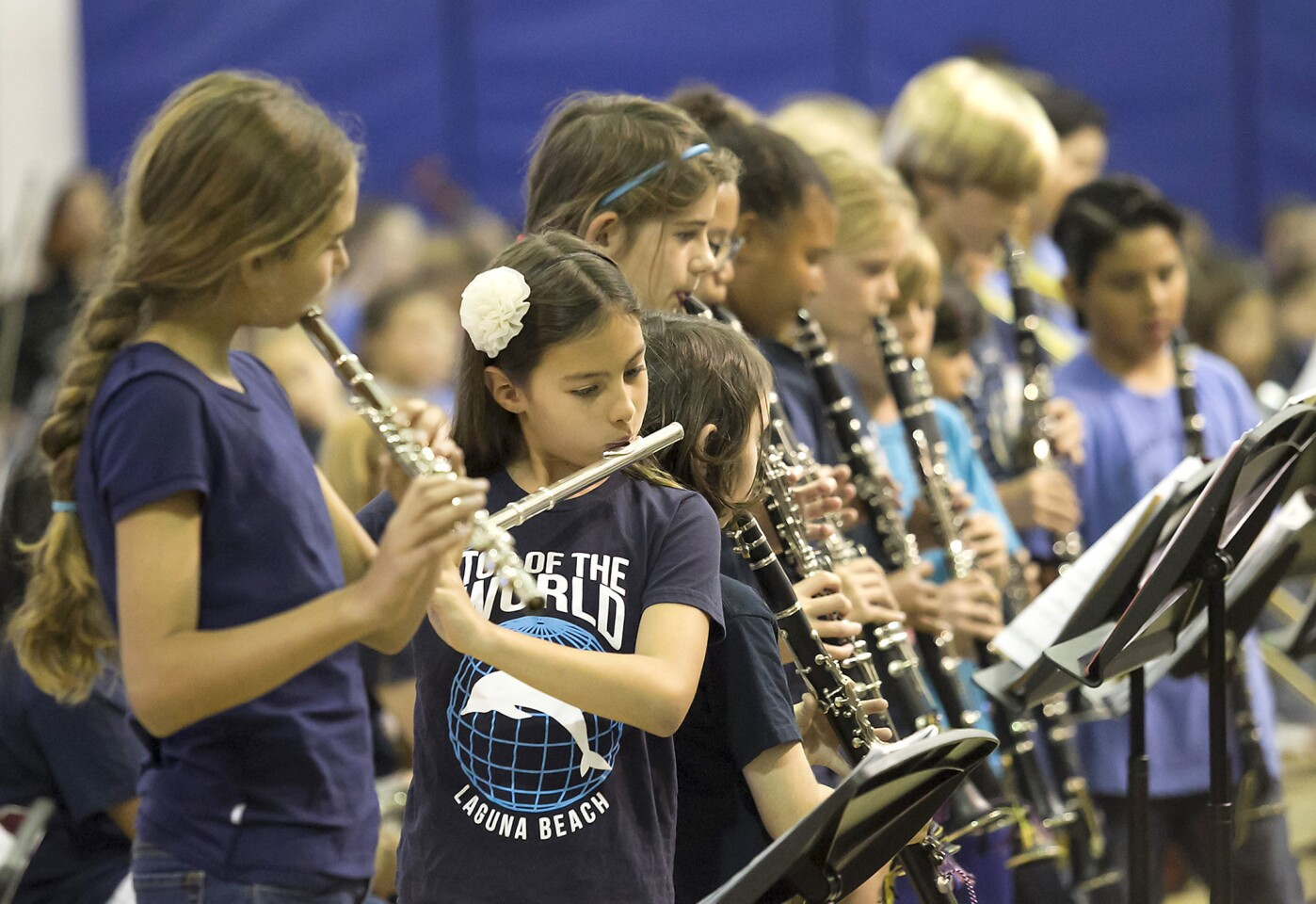 Photo Gallery: Student musicians put on an end-of-the-year concert