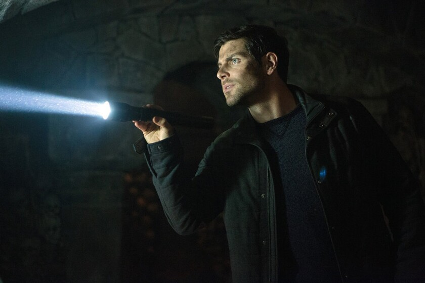 100th episode of 'Grimm'
