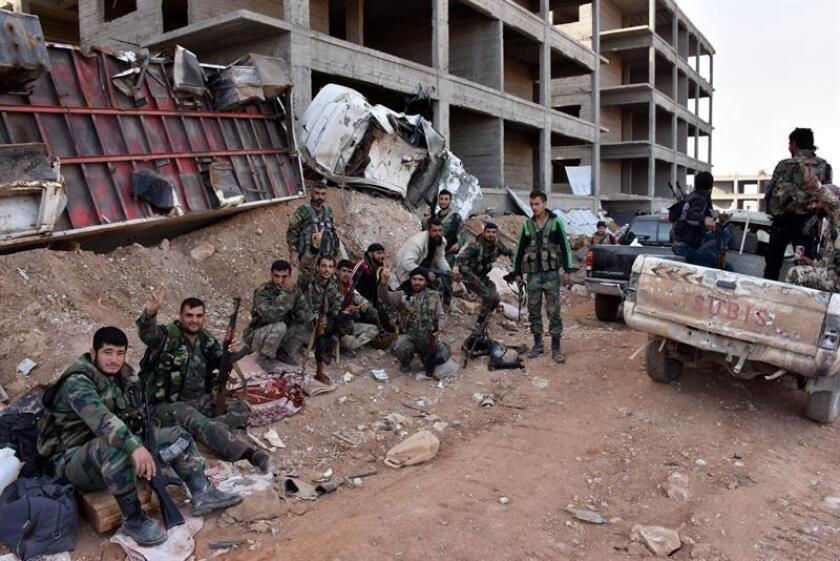Más de 220 organizaciones no gubernamentales se unieron hoy para exigir a la Asamblea General de la ONU que organice una sesión especial para tratar de detener la guerra en Siria ante el bloqueo en el Consejo de Seguridad. EFE/ARCHIVO