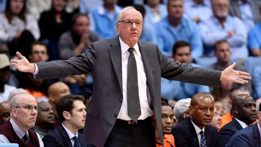 Syracuse Basketball Coach Jim Boeheim Deemed Not Reckless