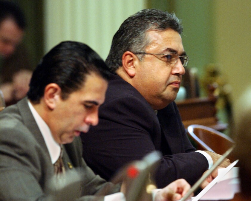 State Sen. Ron Calderon
