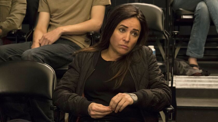 "BETTER THINGS ""Eulogy"" Episode 6 (Airs Thursday, October 19, 10:00 pm/ep) -- Pamela Adlon as Sam Fo"