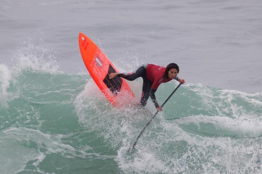 """La """"Armada"""" del surf peruano toma al asalto los Juegos Panamericanos"""