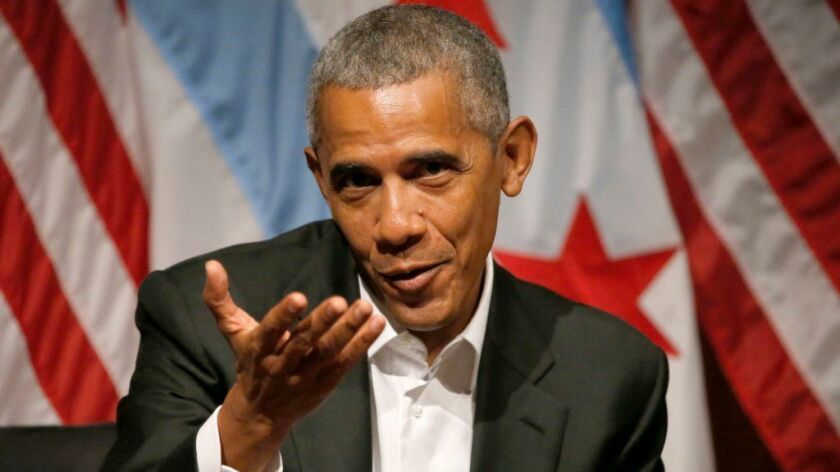 Four things Obama said are wrong with U.S. politics today - The San Diego Union-Tribune