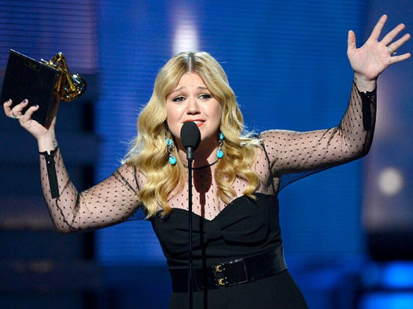 Singer Kelly Clarkson has placed her Encino farmhouse of about two years on the market. Asking price: $9.995 million.