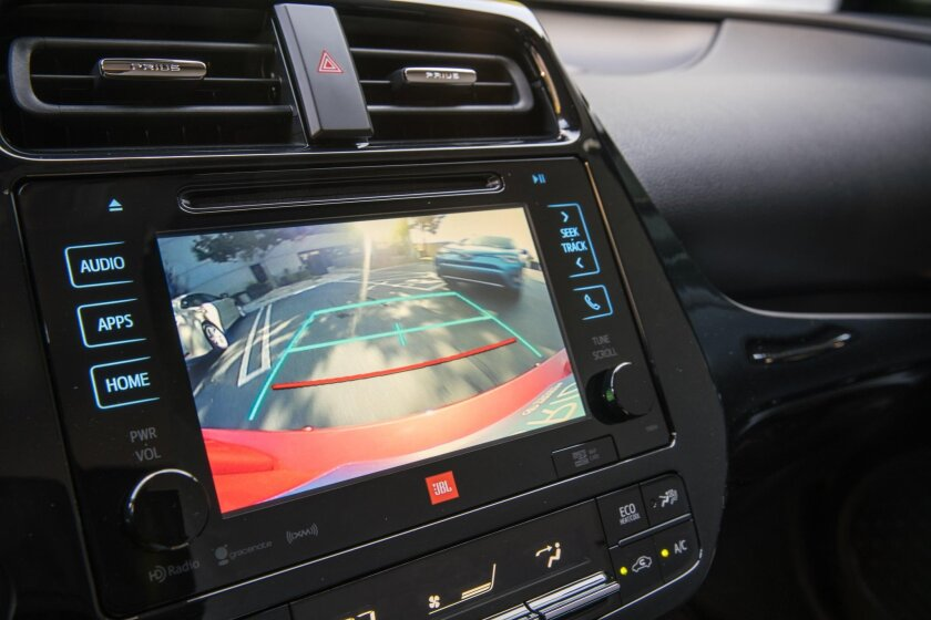 The Premium Convenience Package adds such conveniences as Intelligent Clearance Sonar with Intelligent Parking Assist.