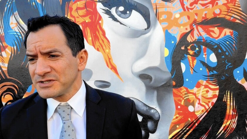 Assembly Speaker Anthony Rendon says five of his relatives have been shot in separate incidents