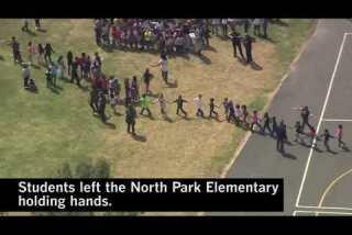 Shooting at San Bernardino elementary school