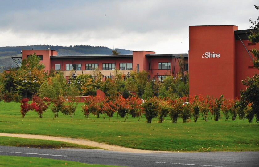 AbbVie reconsiders Shire purchase