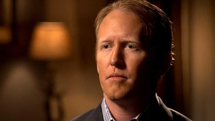 "Former Navy SEAL Robert O'Neill in ""The Man Who Killed Usama Bin Laden"" on Fox News."