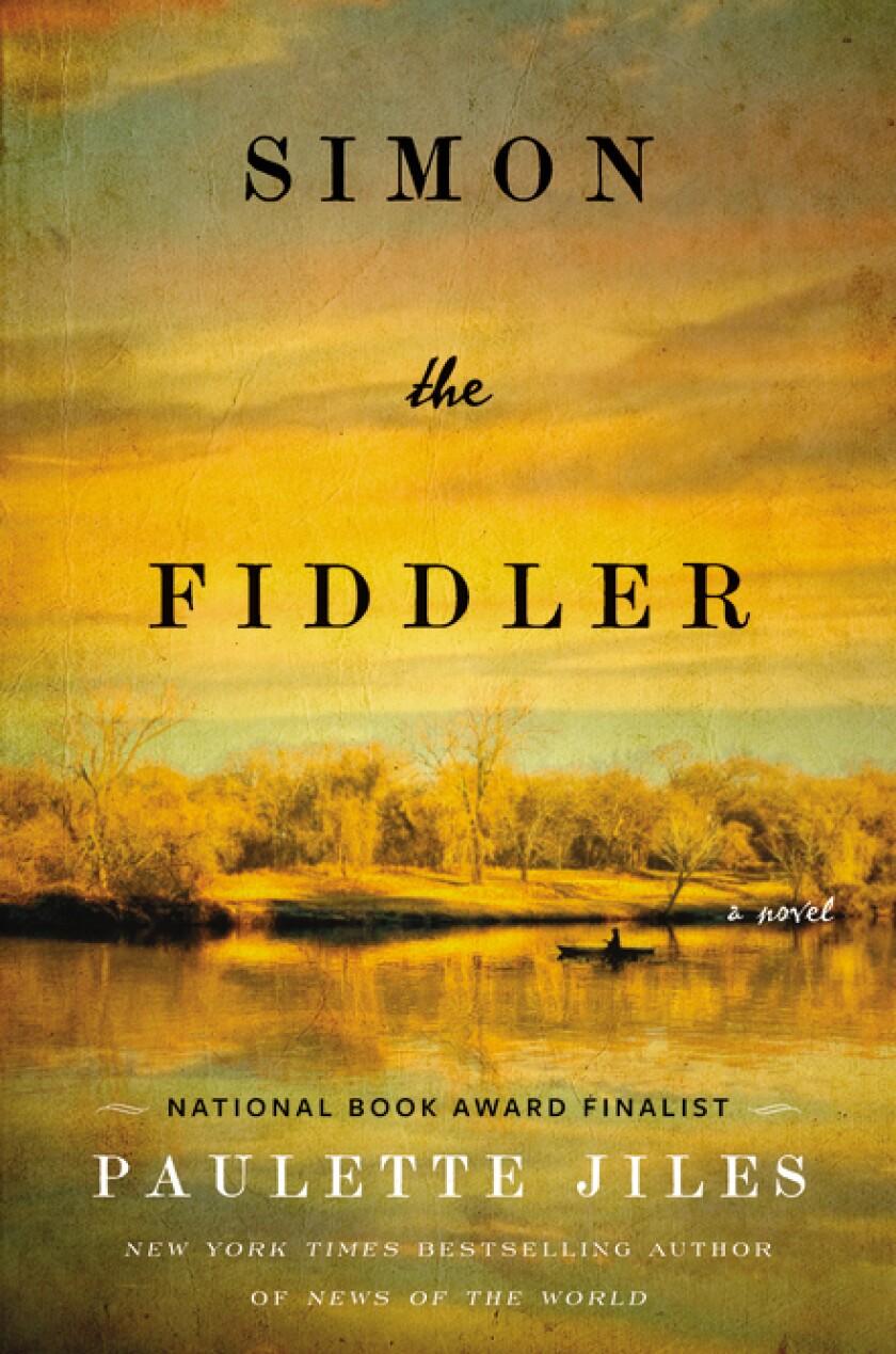 Book Review - Simon the Fiddler