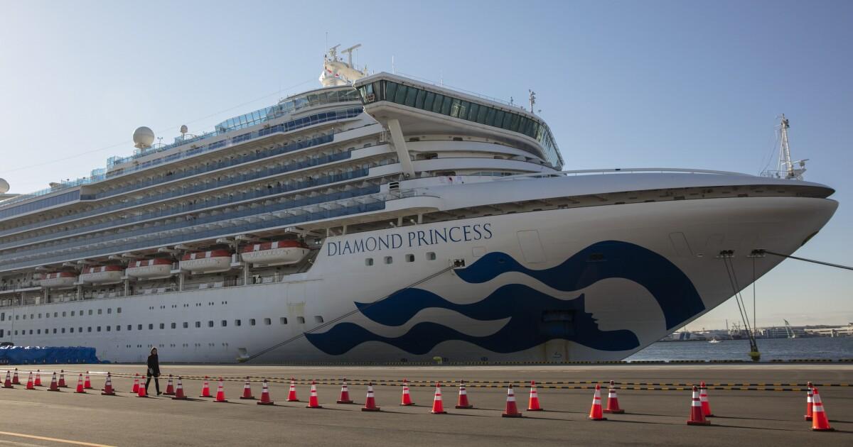 Coronavirus τους επιβάτες των κρουαζιερόπλοιων κεφάλι στην Καλιφόρνια στρατιωτική βάση για την καραντίνα