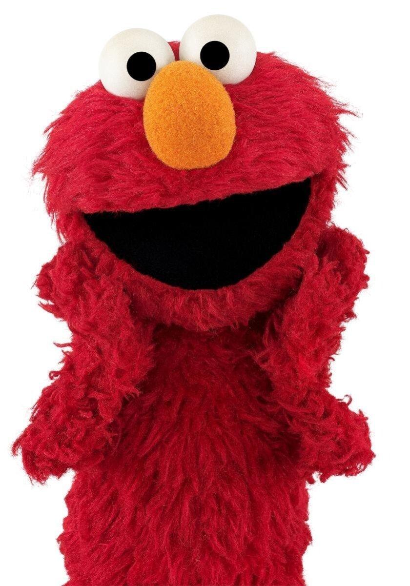 Elmo from 'Sesame Street'