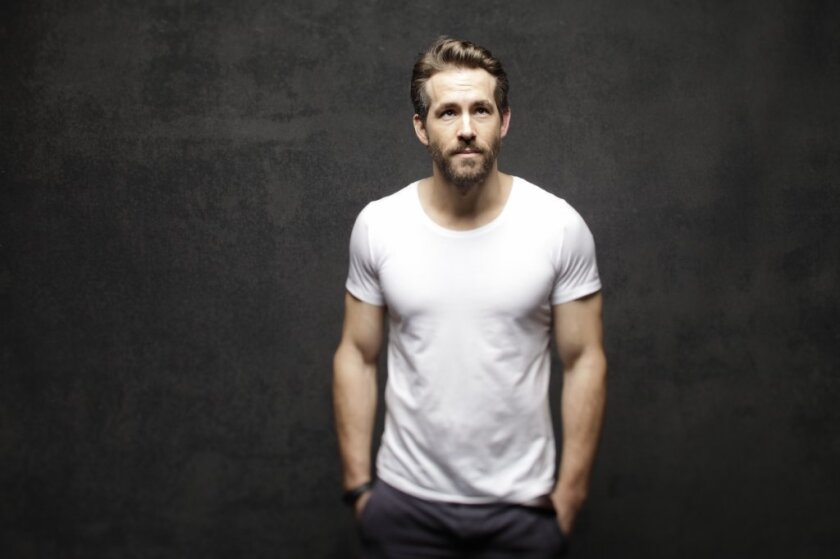 """Ryan Reynolds, seen here at the Sundance Film Festival, stars in the new movie """"The Voices."""""""