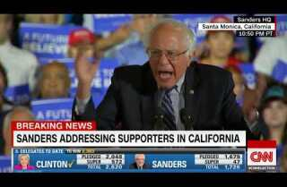 Bernie Sanders: 'We continue the fight'