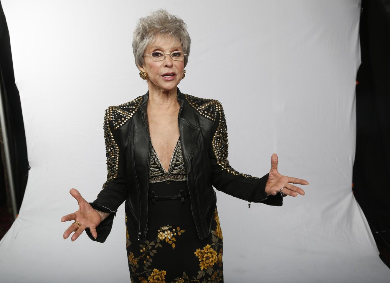 Rita Moreno, actress