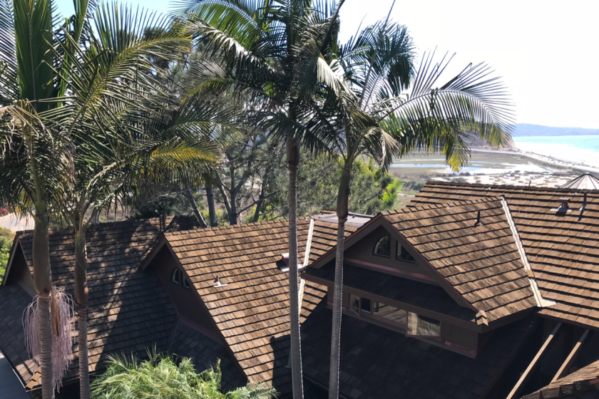 An example of roofing work by Gen819.