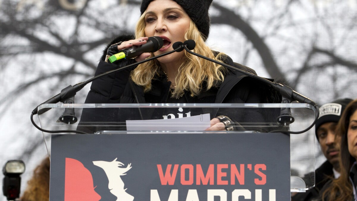 Amanda Rosa Play Boy women's marches live updates: millions march in l.a. and