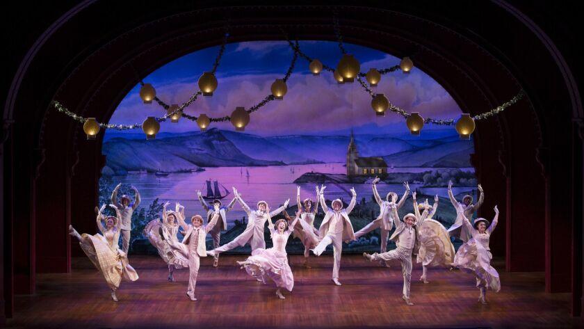 "Original Broadway Company of the 2017 Tony Award-winning Best Musical Revival of ""Hello, Dolly!"" Pho"