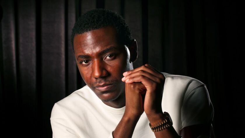 """BEVERLY HILLS, CA. -- MONDAY, MARCH 20, 2017 -- Comedian Jerrod Carmichael, whose NBC comedy """"The C"""