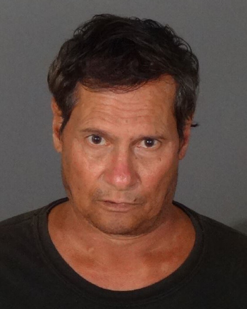 Booking photo of Russell Polsky, 60, of Studio City, who was sentenced to 16 months in prison after