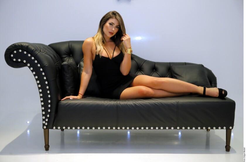 Paola Cañas La Portada De Playboy De Este Mes Destila Erotismo Y