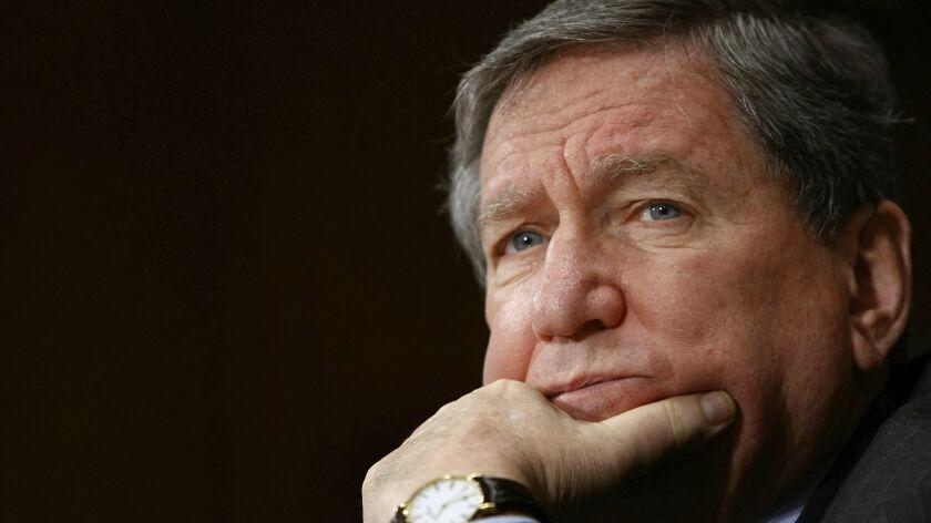 U.S. Envoy Richard Holbrooke Dies