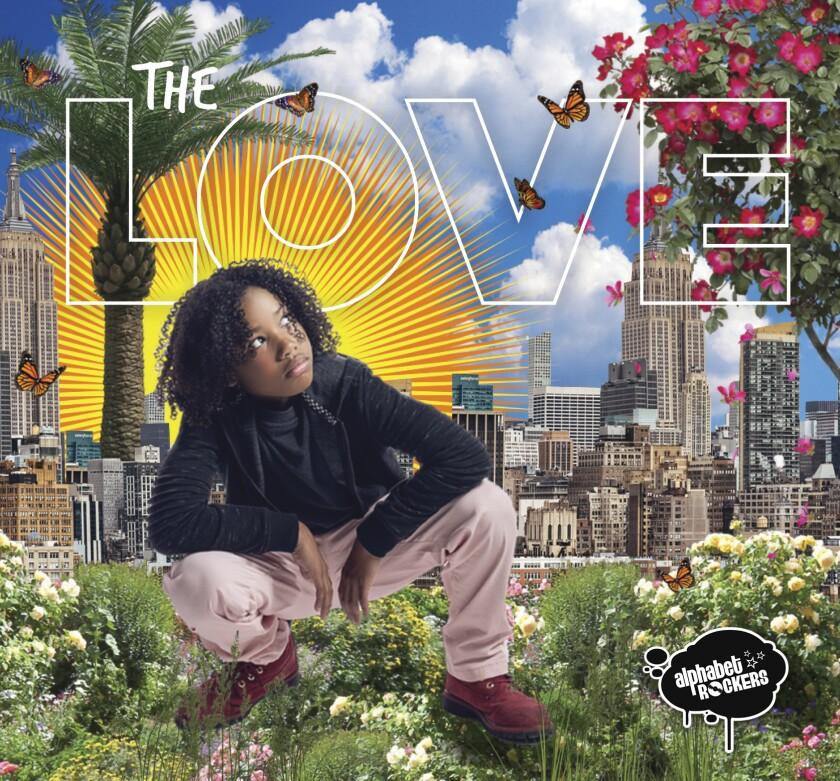 """Alphabet Rockers' """"The Love"""" album"""