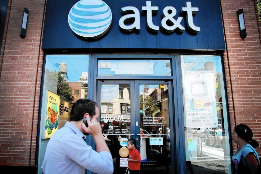 AT&T settles allegations over bogus phone charges