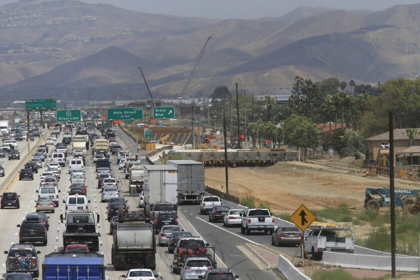 Inland Empire's Carmageddon is coming soon