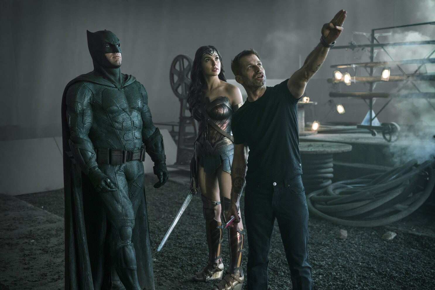 How The Justice League Snyder Cut Happened A Timeline Los Angeles Times