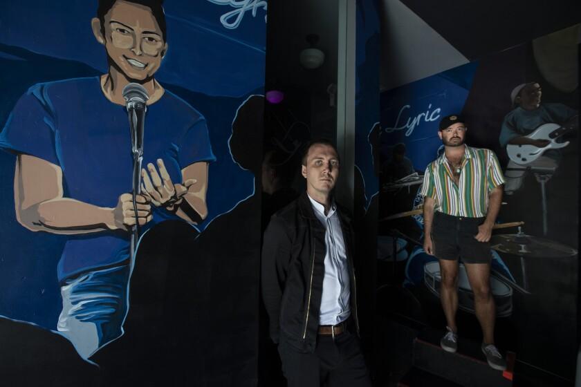 Ryan Braun and Sean Gaynor