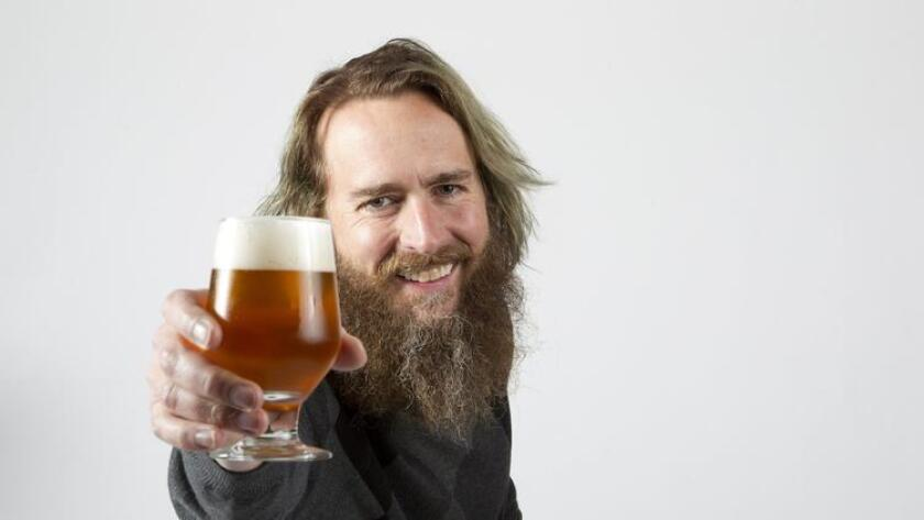 Greg Koch CEO Stone Brewing Co. (Earnie Grafton)